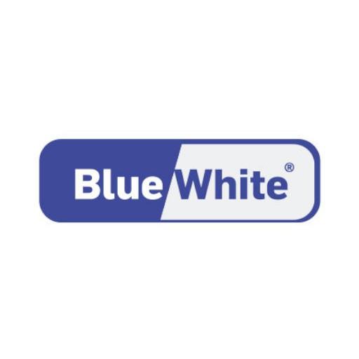 BLUE WHİTE